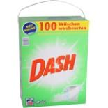 Dash Voll- Waschmittel Regular 100 Wäscheladungen 6,5 kg