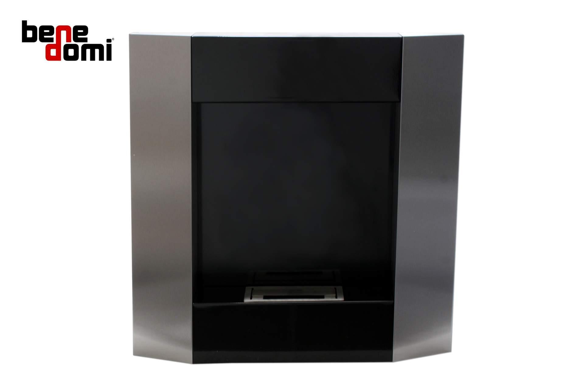 wandkamin stege edelstahl bioethanol gelkamin ofen kamin 72 cm wandmontage neu ebay. Black Bedroom Furniture Sets. Home Design Ideas