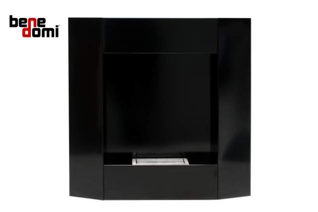 LUND Edelstahl Bioethanol Gelkamin Ofen Kamin 77 Cm Wandmontage NEU Wohnzimmer Stinkt