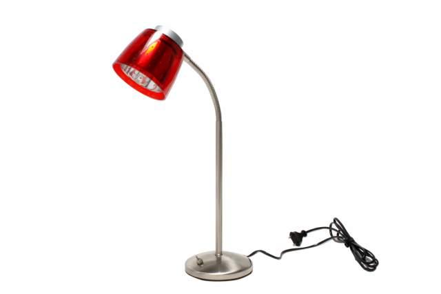 tischlampe 65 cm dreibein grundig stativ fuss lampe leuchte tripod tisch modern ebay. Black Bedroom Furniture Sets. Home Design Ideas