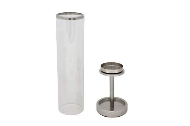 teelichthalter kerzenhalter windlicht glas 40 cm hoch. Black Bedroom Furniture Sets. Home Design Ideas