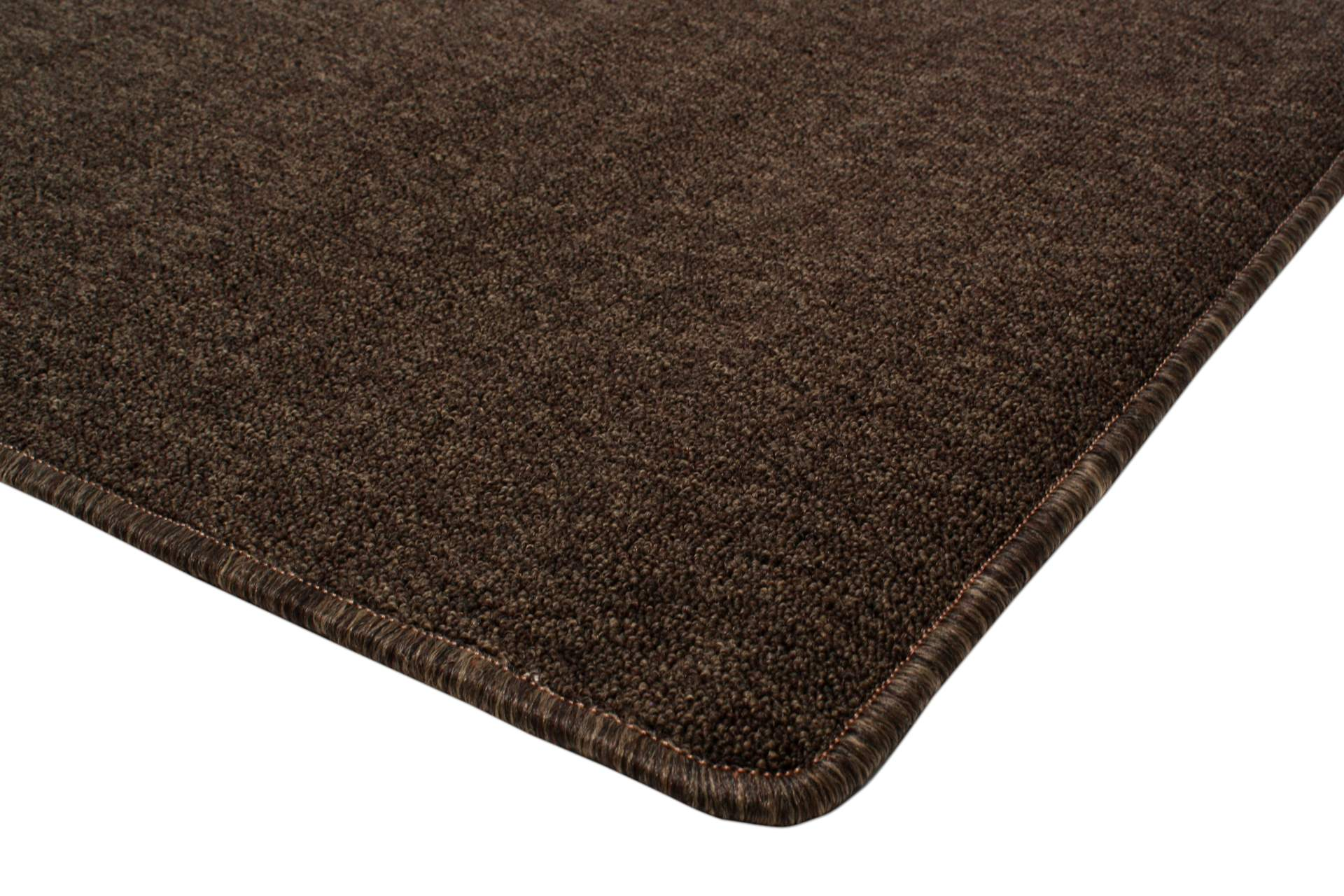 teppichl ufer 90 x 60 cm braun vorleger l ufer teppich matte umkettelt neu eur 4 99 picclick de. Black Bedroom Furniture Sets. Home Design Ideas