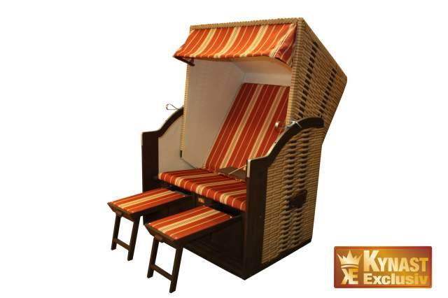 strandkorb kynast strand garten strandliege liege nordsee ostsee economy gr n ebay. Black Bedroom Furniture Sets. Home Design Ideas
