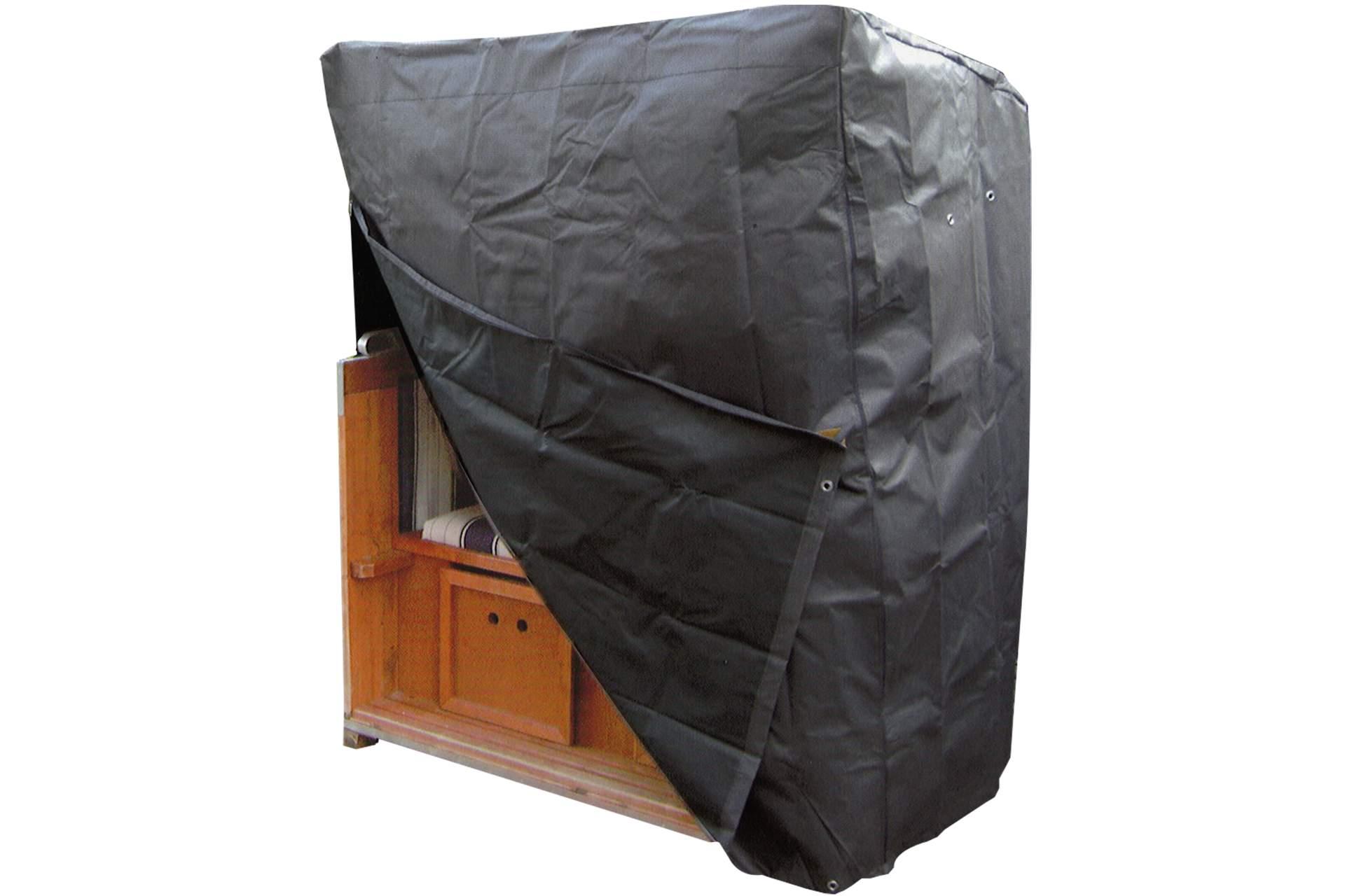 schutzh lle f r strandkorb kynast h lle schutz haube 155cm abdeckung strand korb ebay. Black Bedroom Furniture Sets. Home Design Ideas