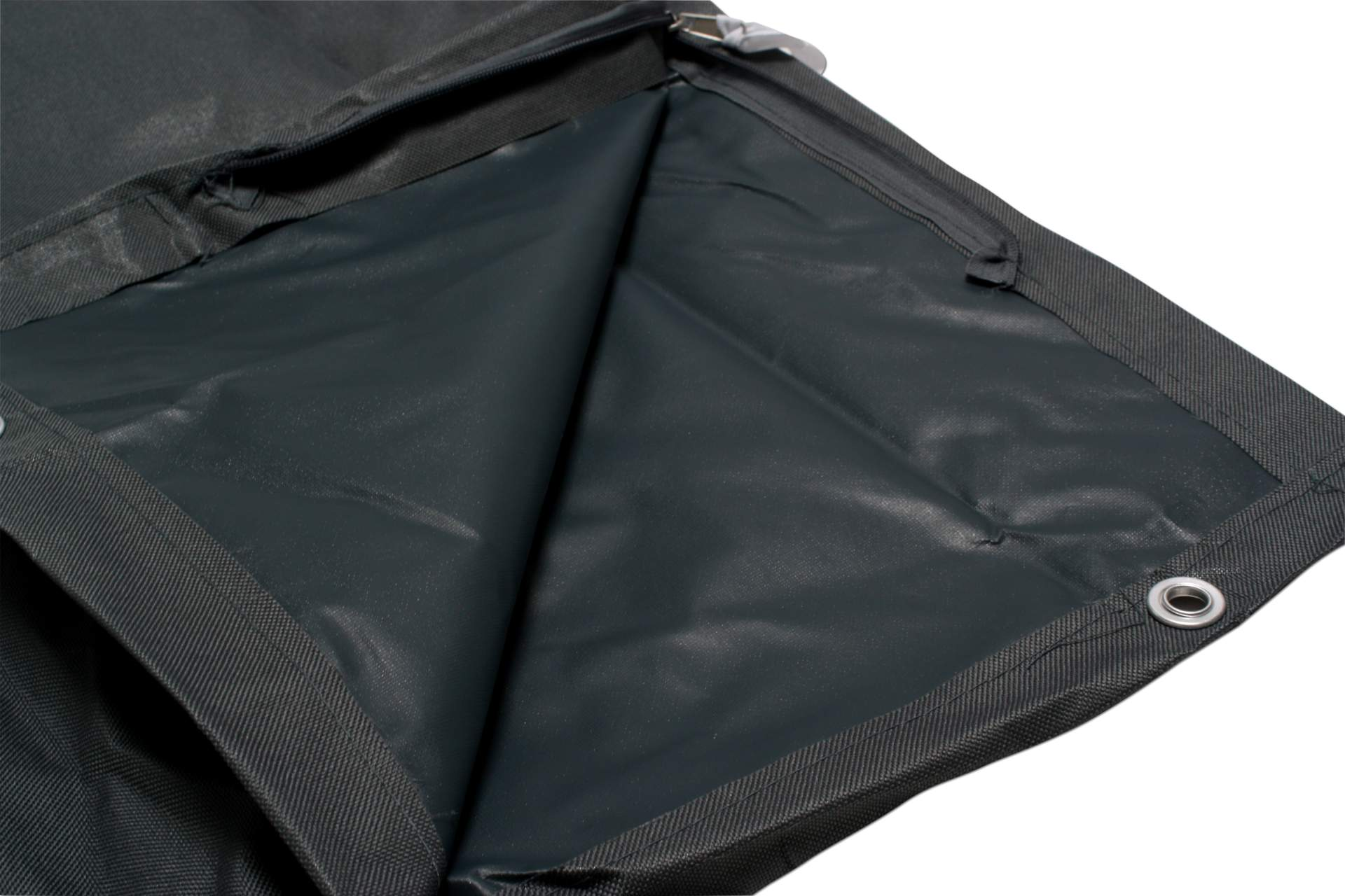 ampelschirm schutzh lle kynast f r schirm 200 400 cm sonnenschirm h lle schutz ebay. Black Bedroom Furniture Sets. Home Design Ideas