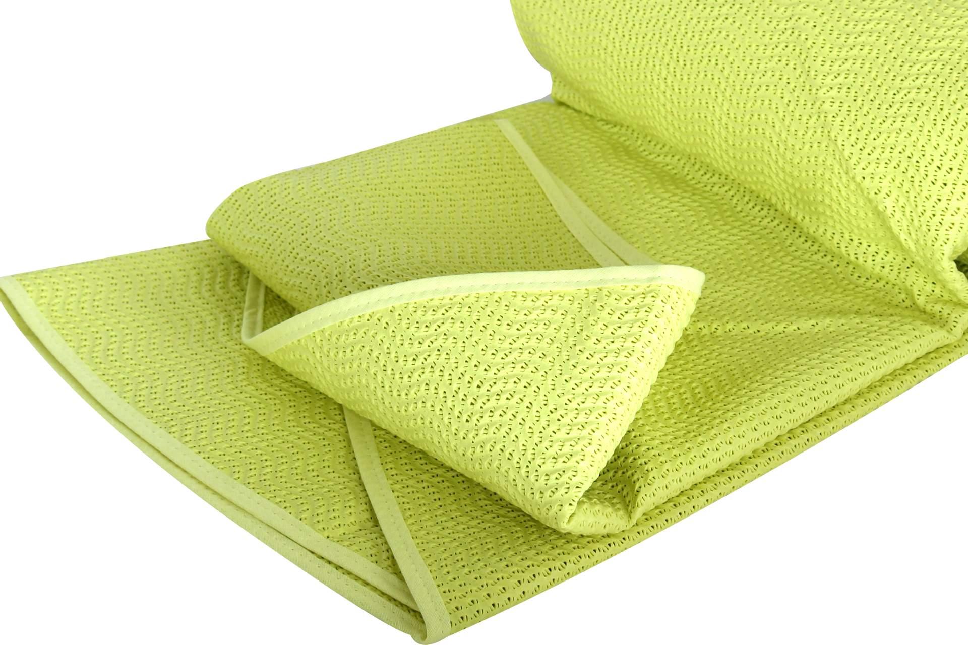 garten tischdecke friedola lemon 130 x 180 cm oval tisch decke wetterbest ndig eur 7 99. Black Bedroom Furniture Sets. Home Design Ideas