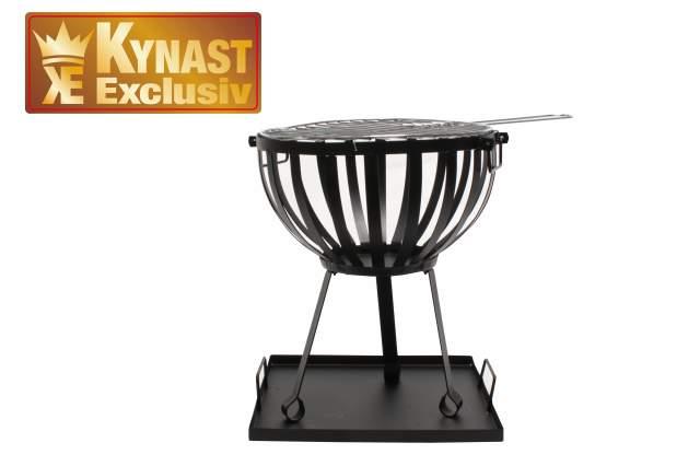 feuerkorb feuerschale feuerstelle lagerfeuer terrasse feuer zum grillen geeignet ebay. Black Bedroom Furniture Sets. Home Design Ideas
