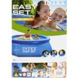 Planschbecken EASY Pool Set 244 x 76 cm INTEX Swimmingpool