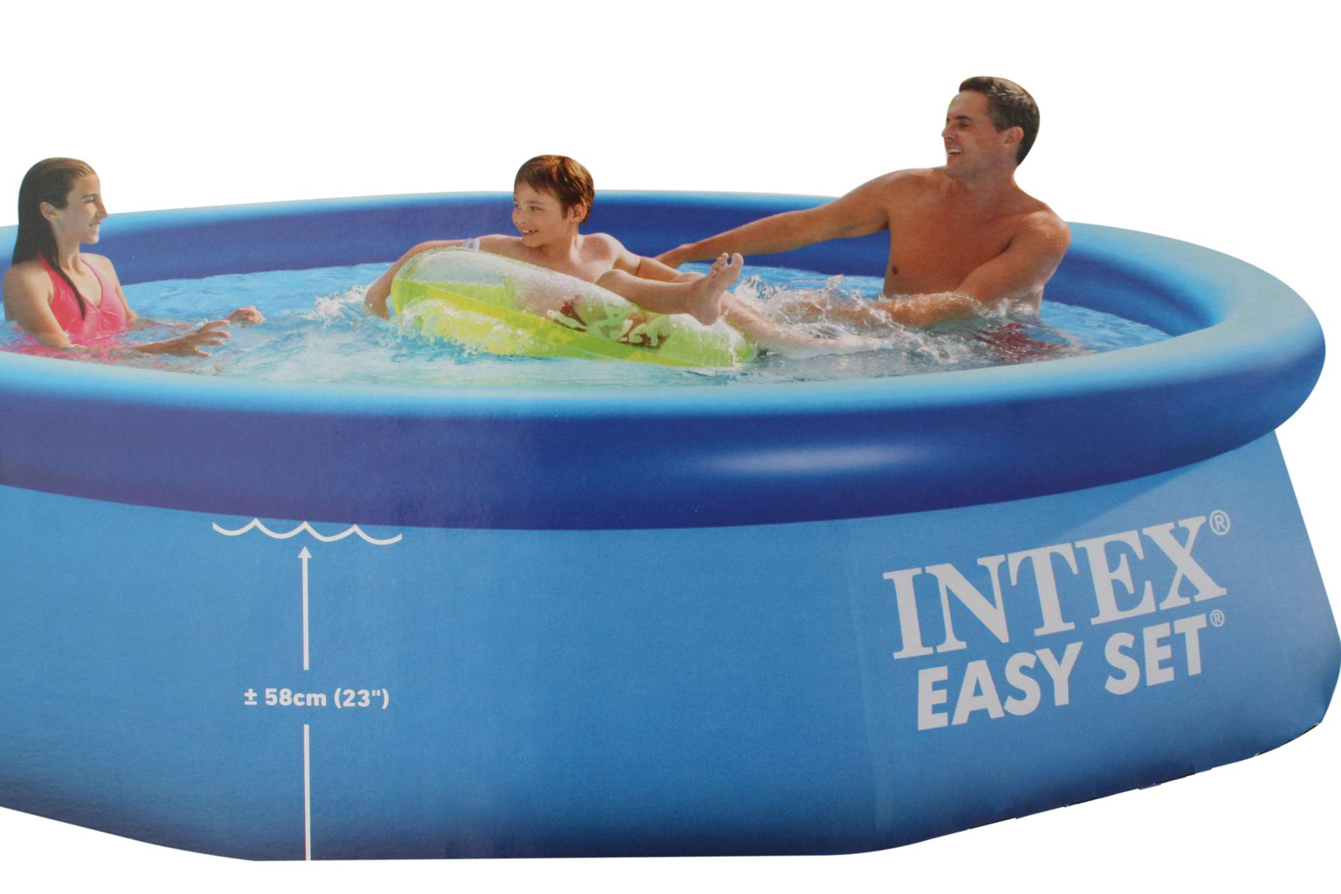 Easy pool set 305 x 76 cm intex swimmingpool schwimmbecken for Pool schwimmbecken