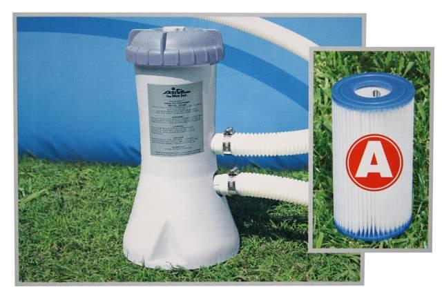 Intex pool set easy 366 x 76 cm mit filterpumpe und dvd for Gartenpool ebay