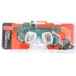 Hydro Pro Mini Taucher Schnorchel - Set für Kinder grün
