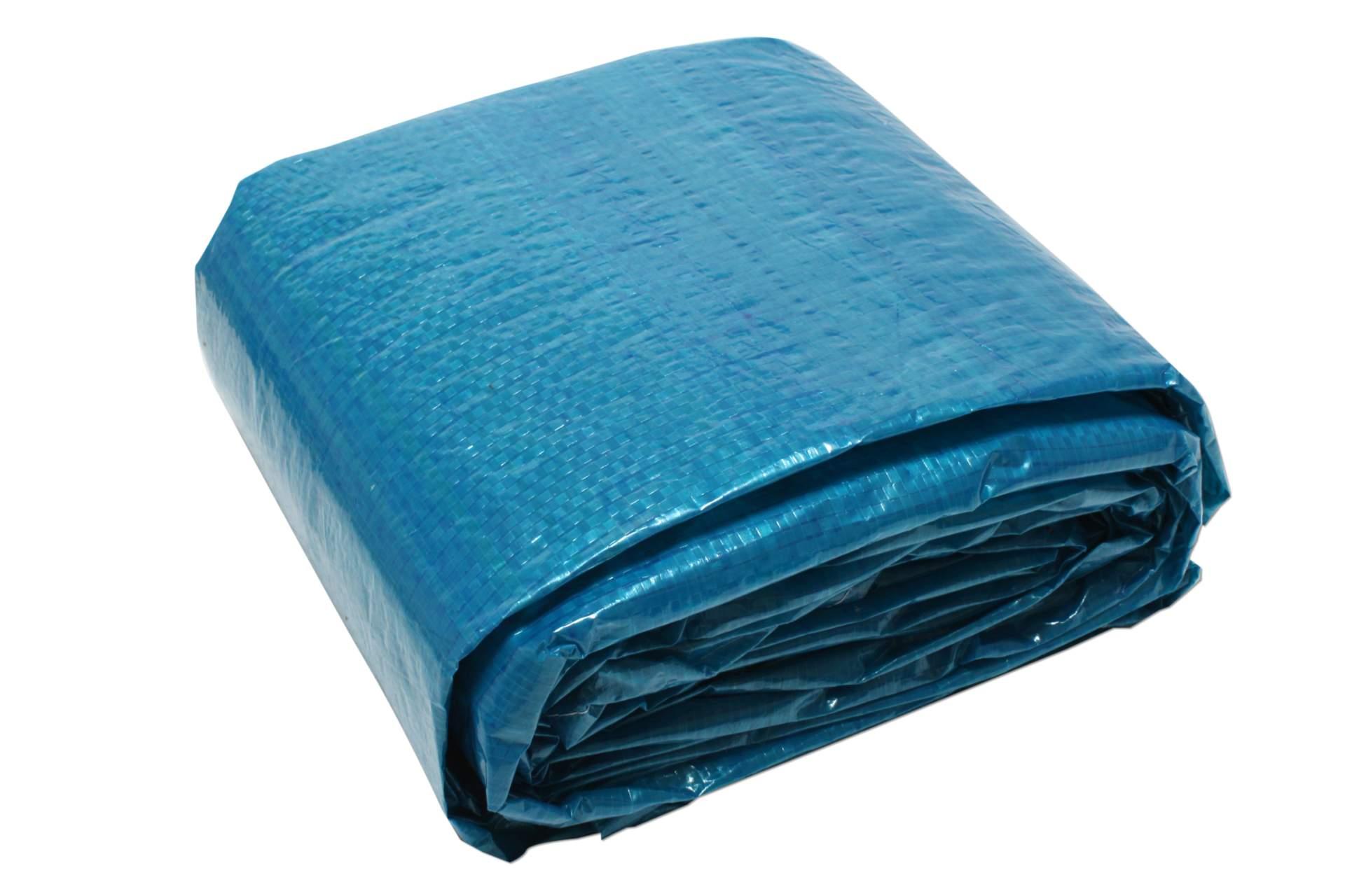 bestway 305 cm abdeckplane blau f r pool plane planschbecken abdeckung plane neu ebay. Black Bedroom Furniture Sets. Home Design Ideas