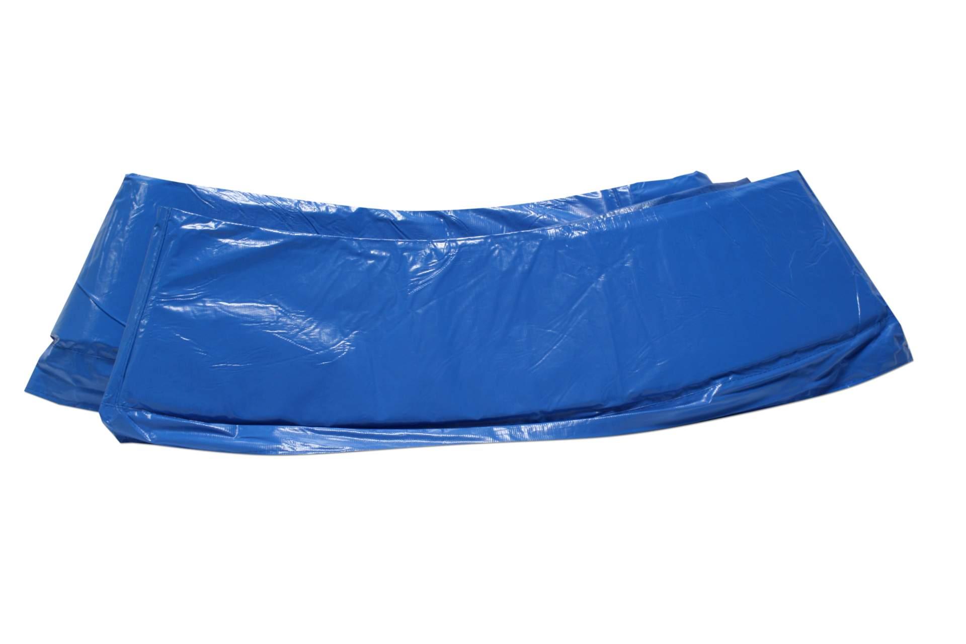 trampolin randabdeckung 305 cm feder abdeckung blau 10 ft pvc federabdeckung neu ebay. Black Bedroom Furniture Sets. Home Design Ideas