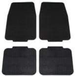 Universal Auto Fußmatten Gummi Matten 4-er Set