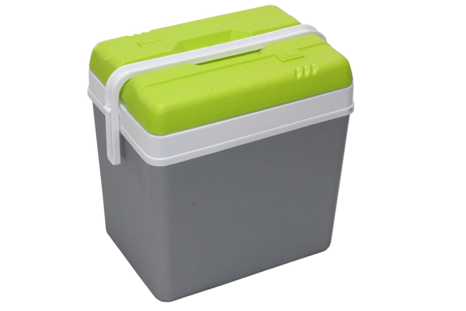 k hlbox 24 liter 40 x 27 x 37 cm kunststoff k hltasche k hlung k hltasche isobox ebay. Black Bedroom Furniture Sets. Home Design Ideas