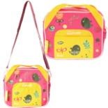 Kinder Kühltasche Mädchen LUNCH TO GO KIDS gelb/pink 4,8 Ltr