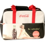 Coca Cola Kühltasche Vintage 26 im Retro Stil 24,1 Liter