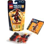 LEGO Nexo Knights 3Nexo Powers Schilde 70334 Monster Meister