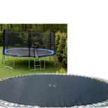 Trampolin Ersatz Sprungtuch Sprungmatte 460 cm 15FT 90 Ösen
