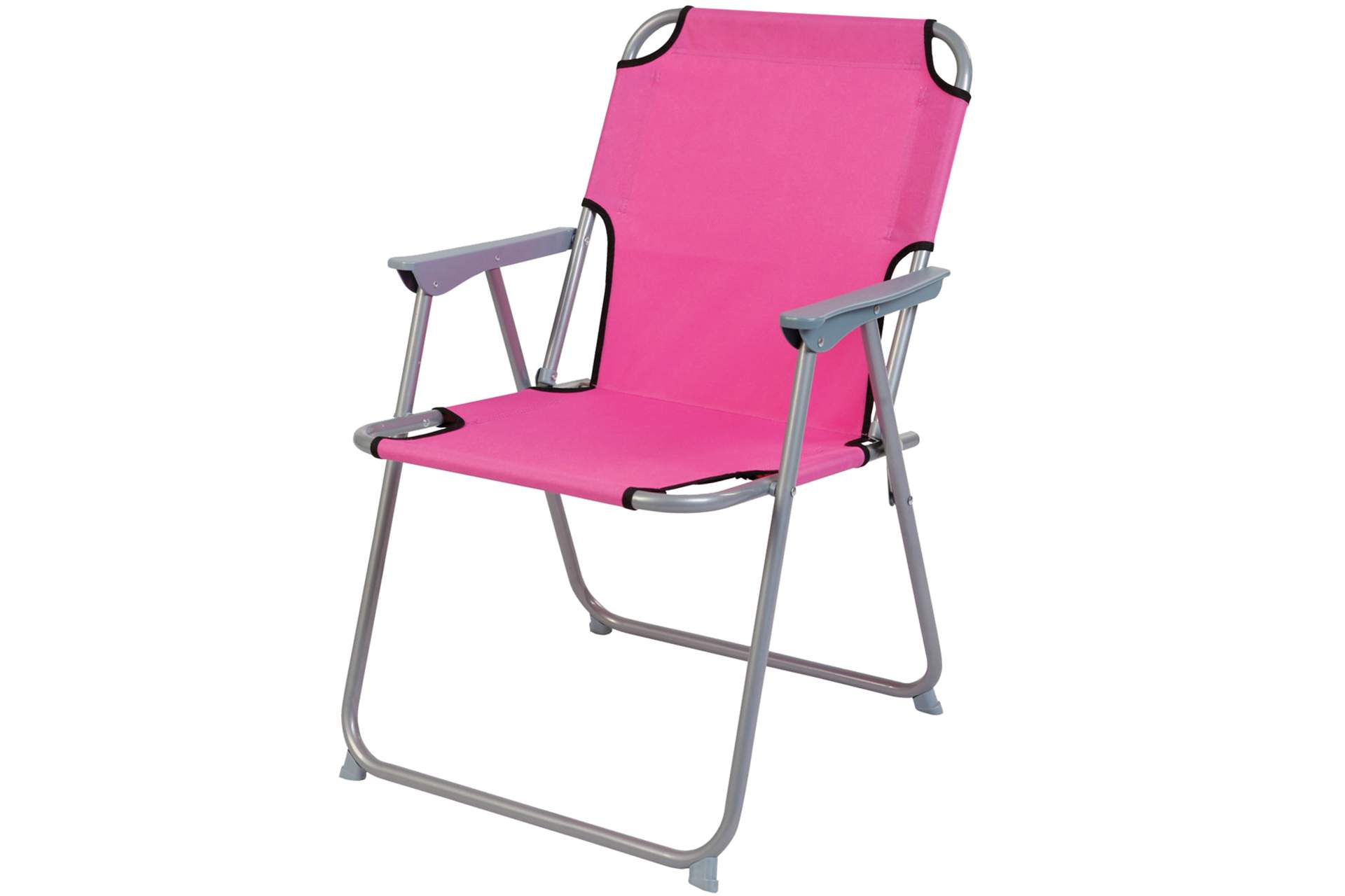 klappstuhl oxford pink stoff bezug uni klappsessel camping stuhl klappbar neu ebay. Black Bedroom Furniture Sets. Home Design Ideas