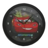 Wanduhr 30 cm World Grand Prix Uhr CARS Lightning Mc Queen