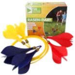 Dartspiel Rasen- Dart Darten Garten für 3 Personen