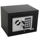 Tresor KYNAST Digital 23x17x17 cm schwarz Safe Geldschrank