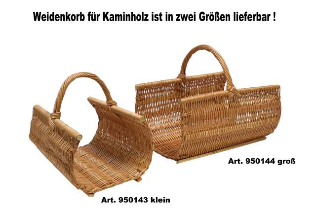 kaminholzkorb aus weide 50 x 30 x 30 cm ofen kamin holz korb kaminholz ofenkorb ebay. Black Bedroom Furniture Sets. Home Design Ideas