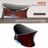 Musikanlage AEG Bluetooth Soundsystem BSS 4803 Stereo Anlage