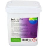PH Plus Granulat 5 kg  Eimer Pool Zubehör Bestpool pH-Heber